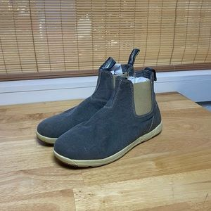 Blundstone Chelsea Gray Ankle Men's Boots